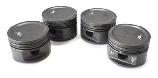 Pistones Forjados Vw 1.8t 20v 81mm 9.3:1 X4 Ftx By Iasa