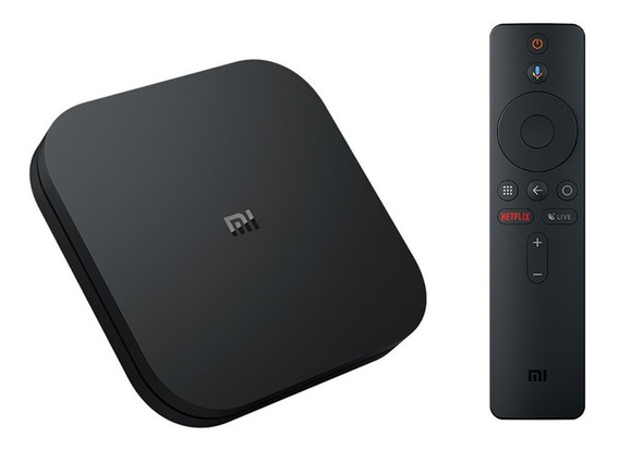 Convertidor De Tv Reproductor Multimedia Xiaomi Mi 4k Hd