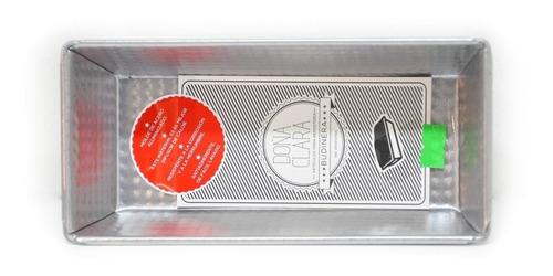 Molde Budin Budinera Doña Clara N6 Acero Aluminizado