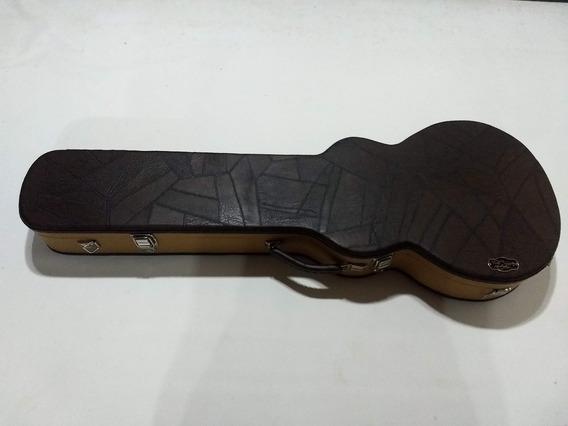 Case Estojo Casa Andrade Guitarra Les Paul