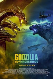 Película Godzilla 2 El Rey De Los Mounstruos Digital