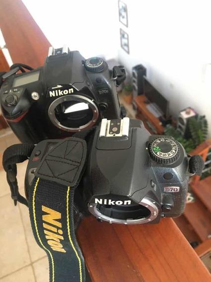 Nikon D70 S Corpo Peças D80 90 100 200 Canon