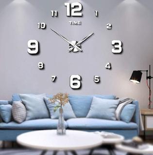 Reloj 3d Para Pared