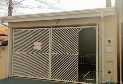 Casa Com 2 Dormitórios Para Alugar, 107 M² Por R$ 1.300/mês - Jardim Primavera - Indaiatuba/sp - Ca2834