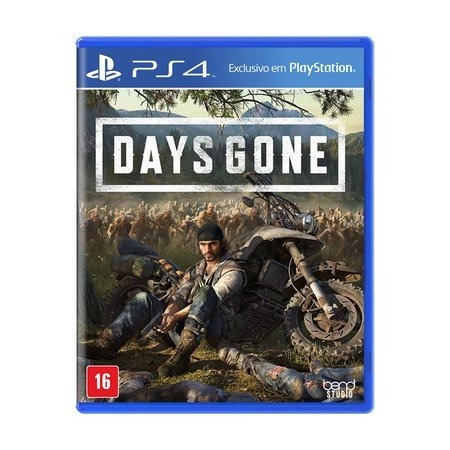 Days Gone - Ps4 - Lacrado Com Nota Fiscal