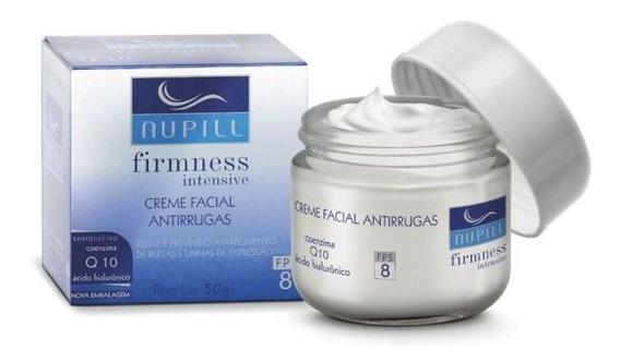 Nupill Firmness Antirrugas Q10 Fps8 Creme Facial 50g