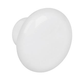 Perilla Cerámica Blanca Hermex 43820