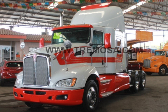 Kenworth Tractocamion T660 2009 Mexicano Tremosa