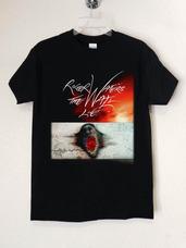 Polera Hombre Roger Waters Varios Diseños Rock Clasico Progr