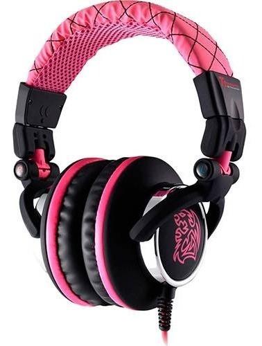 Headset Gamer Draco Pink - Tt Sports Thermaltake Lacrado