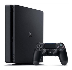 Playstation 4 Slim Sony500gb Ps4 Original Bivolt Play 4 C/nf