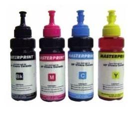 Kit Refil Tinta Epson L200 L365 L355 L375 L385 - Masterprint