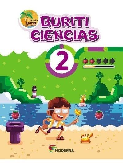 Livro Projeto Buriti Ciencias 2 Editora Moderna