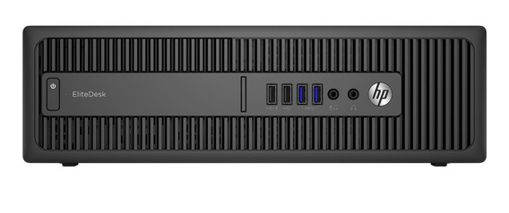 Computador Hp Elitedesk 800 G2 I5 6400 Mem 4gb Ddr4 Hd 1tb