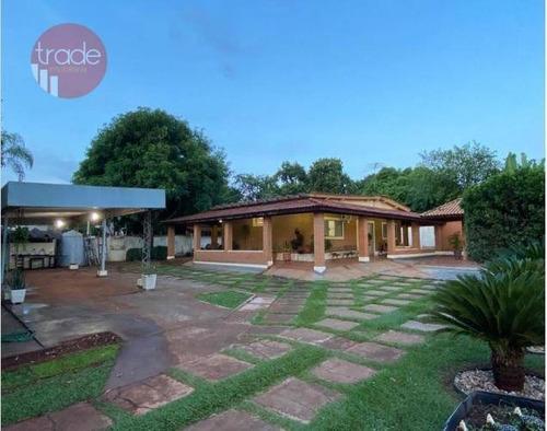 Chácara Com 5 Dormitórios À Venda, 2500 M² Por R$ 960.000,00 - Beira-rio - Jardinópolis/sp - Ch0109