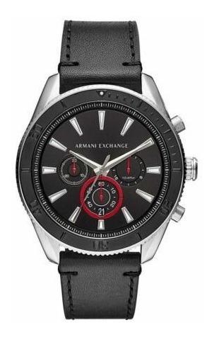 Reloj Armani Exchange Ax1817 45mm Cronógrafo Para Hombre