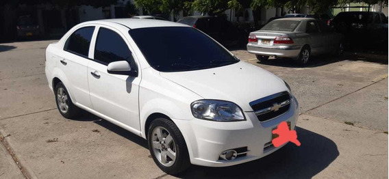 Chevrolet Aveo Emotion 1.6 Automatico Full Equipo. 2010