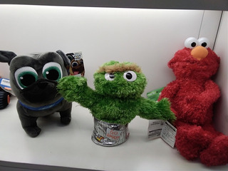 Peluches Disney Plaza Sésamo, Muppets Super Oferta Yaaaaaaaa