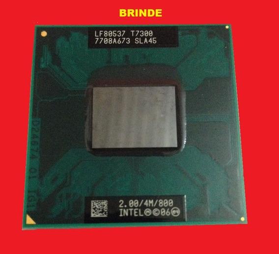 Processador Core 2 Duo T7300 2.0 Ghz 479