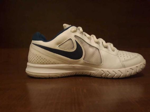 Tenis Nike Air Vapor Ace Masculino Branco/azul