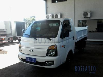 Hyundai Hr 2.5 C Basculante Rossatto Caminhões