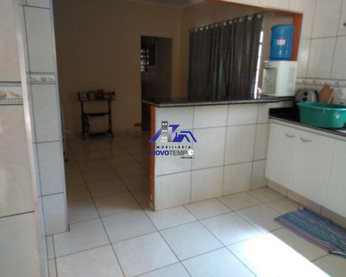 Casa A Venda Em Birigui Com 3 Dorms E 4 Vagas - Ca00719 - 69138809