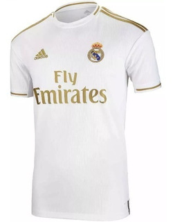 Camisa Nova Real Madrid 2019/2020 Branca Envio Imediato.