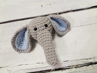 Colgante de elefantes a crochet | ENGLISH SUBTITLES - YouTube | 240x320