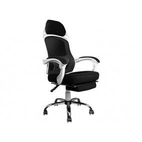 Cadeira Gamer Raidmax Dk-801 Preto Com Branco