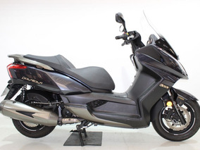 Kymco - Downtown 300 I Abs - 2018 Cinza