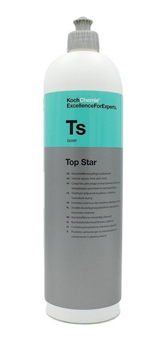 Imagen 1 de 2 de Koch Chemie Ts Top Star Renovador Plástico Interior 1l