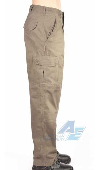 Pantalón Cargo Reforzado De Trabajo