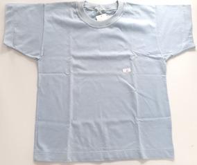 Camiseta Básica Bebê Manga Curta Cores Diversas Claire D.a