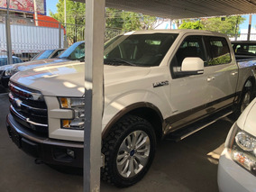 Ford Lobo 3.5 Doble Cabina Lari 4x4 At 2016