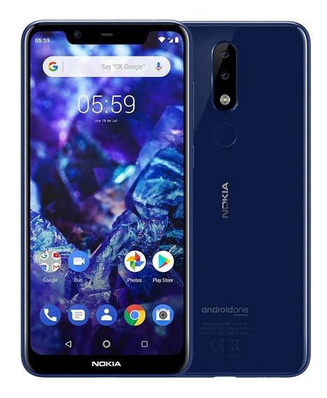 Celular Nokia Lte Ta-1112 5.1 Plus Azul