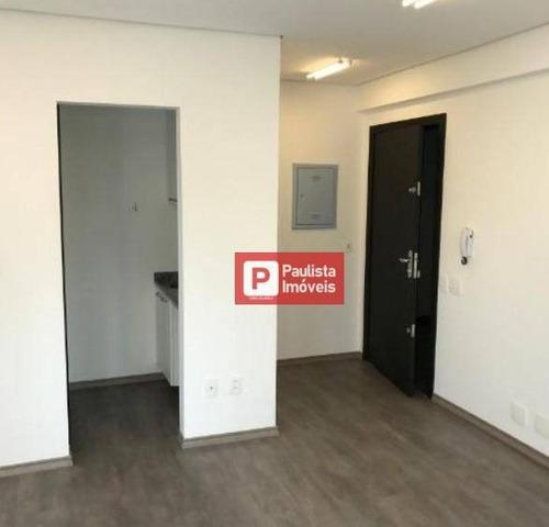 Sala À Venda, 33 M² Por R$ 360.000,00 - Pinheiros - São Paulo/sp - Sa1519