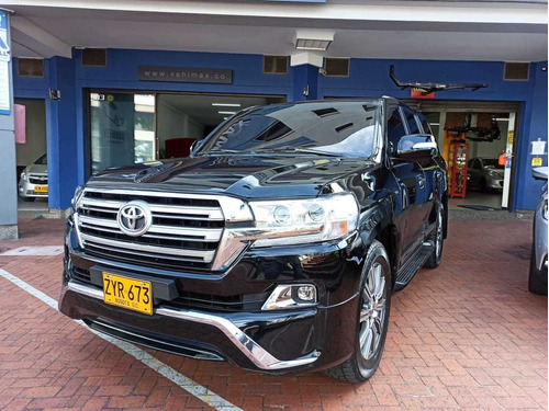 Toyota Sahara V8 4x4 Diesel No Chocada