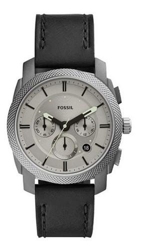 Relógio Fossil Masculino Preto Fs5482/0pn