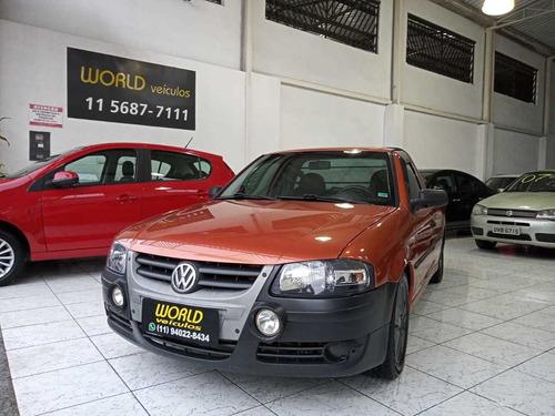 Imagem 1 de 8 de Volkswagen Saveiro 2006 1.6 City Total Flex 2p