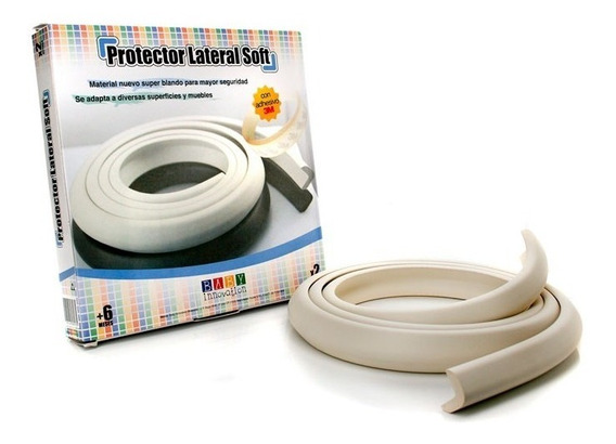 Protector Lateral Soft Para Muebles Y Mesas - Baby Innovatio