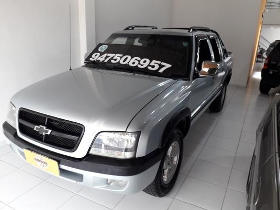 Chevrolet S10 2008 2.4 Advantage Cab. Dupla 4x2 Flexpower 4p