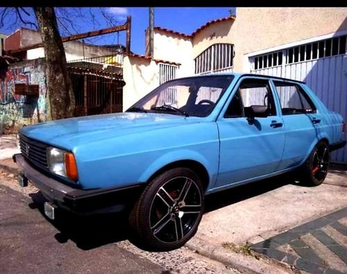 Volkswagen Voyage 4 Portas 1984