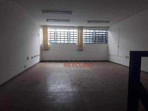 Imagem 1 de 10 de Barracão À Venda, 195 M² Por R$ 395.000,00 - Vila Cardia - Bauru/sp - Ba0122