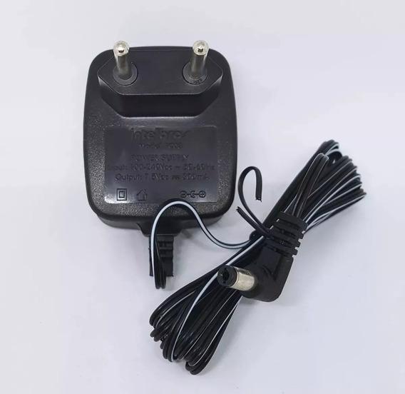 Fonte Intelbras 7.5v 300ma Telefone Chaveado Fc03