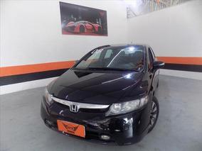 Honda Civic 1.8 Exs Flex 4p Automático