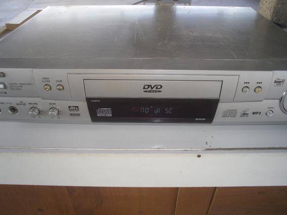 Cd Player Cce Dvd-2600 Com Defeito