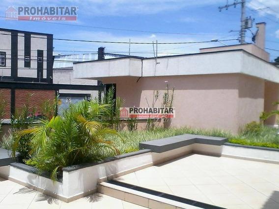 Vendo Maravilhosa Casa Em Condomínio Fechado Pronta Para Morar Com Piso Frio Em Todas As Dependências, Sobrado Com 90 M² - Ca1607