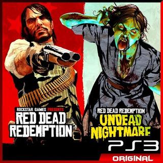 Red Dead Redemption + Dlc Undead Nightmare