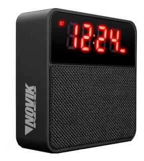 Reloj Despertador Recargable Bluetooth Parlante Hasta 32 Gb