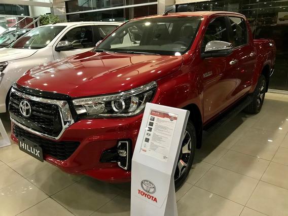 Toyota Hilux 2.8 Dc 4x2 Tdi Srx At6 L/16 2019